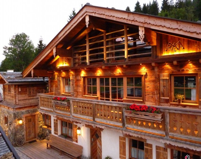 Alm-Chalet for 4 persons