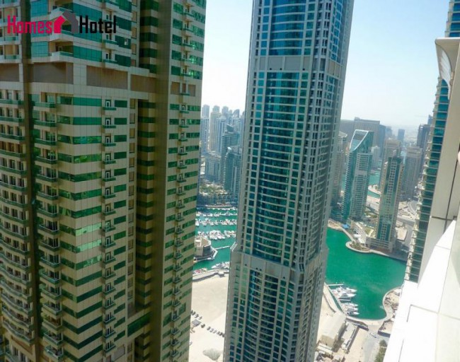Stylist Apt, Luxurious Tower, Superb Location Walk to Marina Walk & JBR Beach