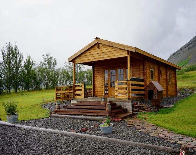 Guesthouse Birkifell / winter cabin