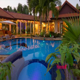 Luxury Private Villa for Holiday renting in Pattaya Thailand
