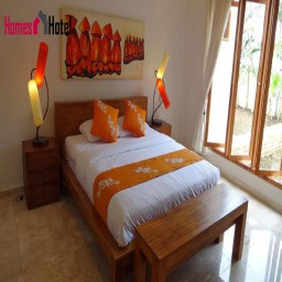 Balinese relaxed living in a 5 star luxury villa