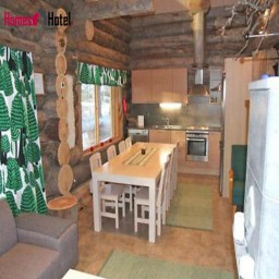 Vacation home Rukaleuku in Kuusamo, Pohjois - Pohjanmaa Kainuu - 8 persons, 4 bedrooms